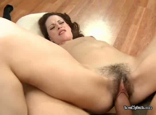 Cougar Milf Hairy Pussy